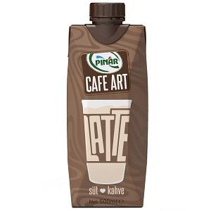 Pınar Cafe Art Latte