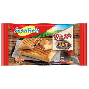 Superfresh Pizza Tost