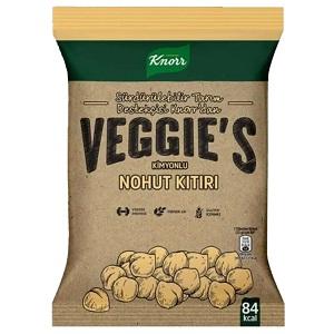 Knorr Veggie's Kimyonlu Nohut Kıtırı