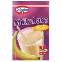 Dr. Oetker Milkshake Muzlu