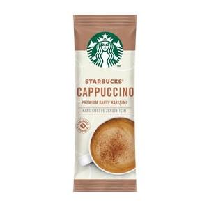 Starbucks Cappuccino Premium Kahve Karışımı